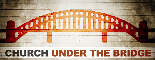 Church Under The Bridge logo